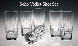 Soho shot glasses