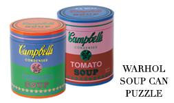 Warhol puzzle