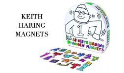Haring magnets