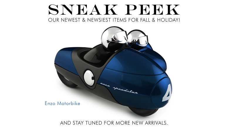 Enzo Motorbike