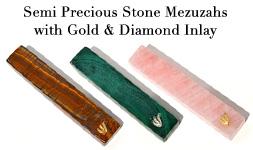 stone mezuzahs